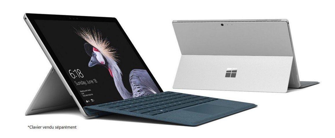 Revue de presse des tests publiés sur le Web (Microsoft Surface Go)