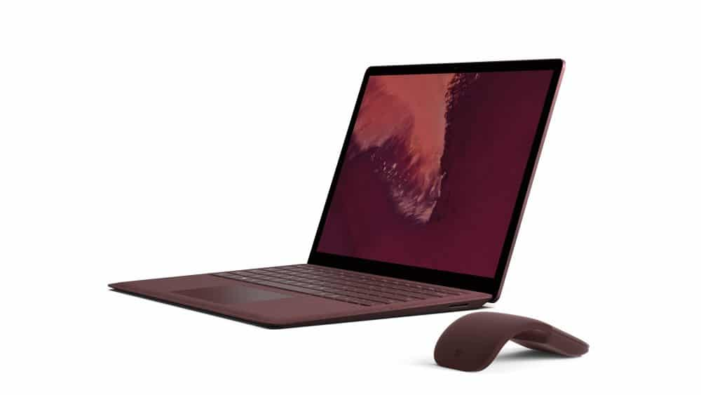 Microsoft Surface Laptop 2 et Surface Pro 6, Ultrabook et Tablette Quad Core