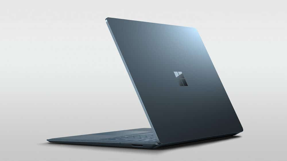 """<span class=""""tagtitre"""">Microsoft - </span>le futur Surface Laptop doté d'un processeur AMD?"""