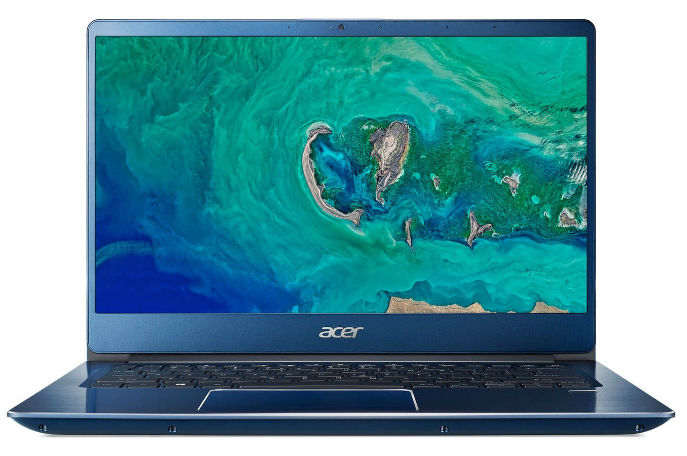 "Acer Swift SF314-54-306K, ultrabook 14"" Bleu Full IPS SSD 256 Go i3 à 570€"