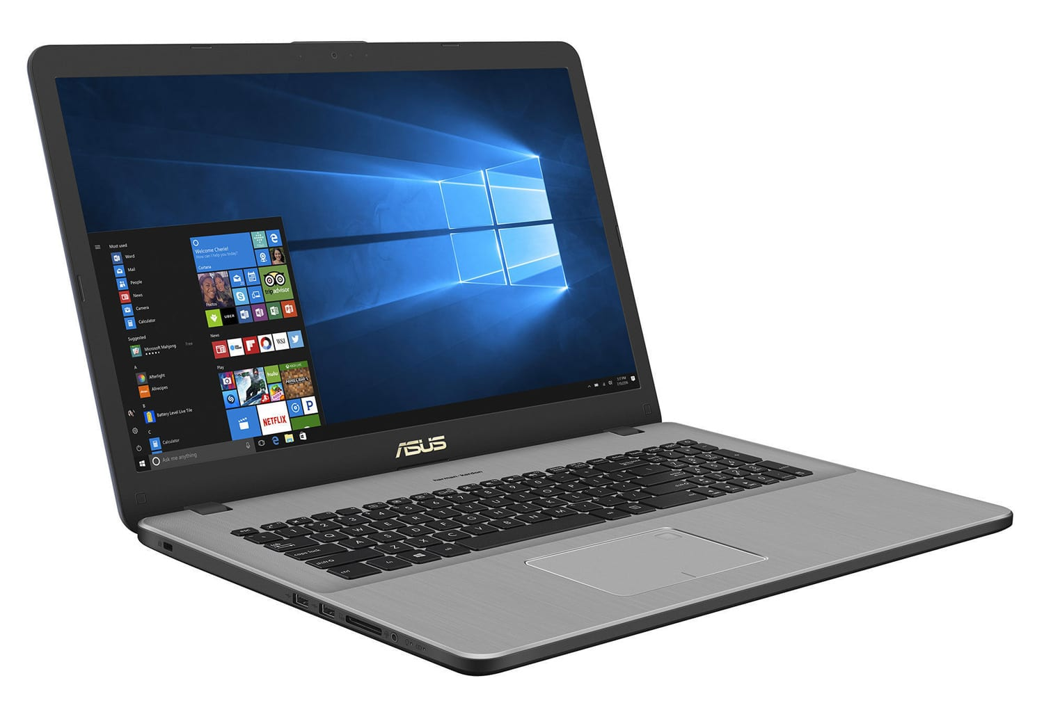 "Asus R702UA-BX629T, PC portable 17"" rapide gros stockage (619€)"