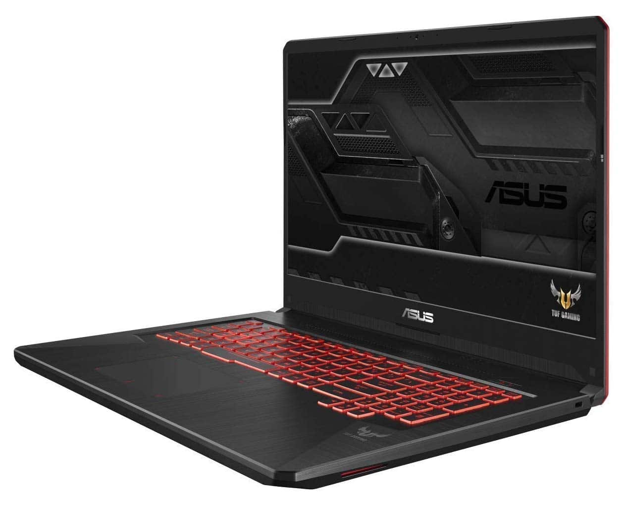 "Asus TUF 705GD-EW111T, PC gamer 17"" IPS Coffee i5 Optane GTX à 899€"