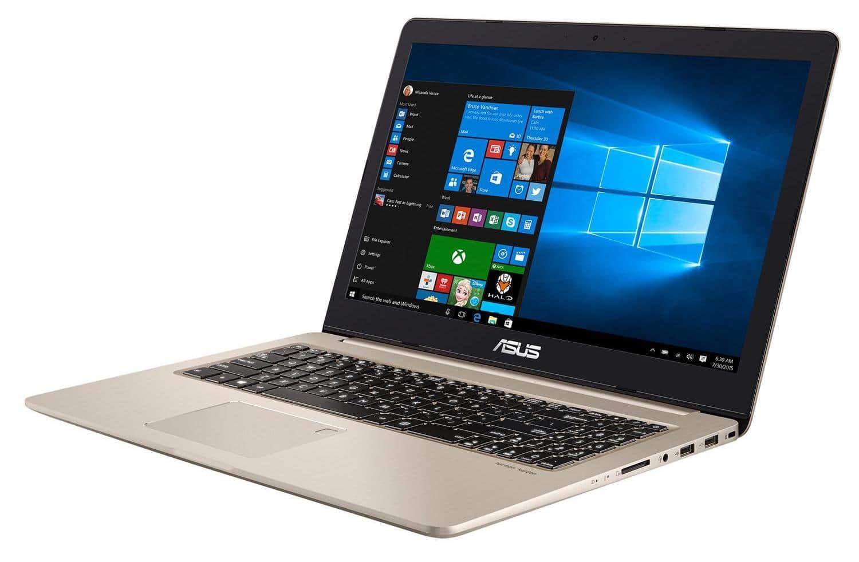 """Asus VivoBook N580GD-E4355T, ultrabook 15"""" Or i7 Hexa 500 Go SSD (1049€)"""