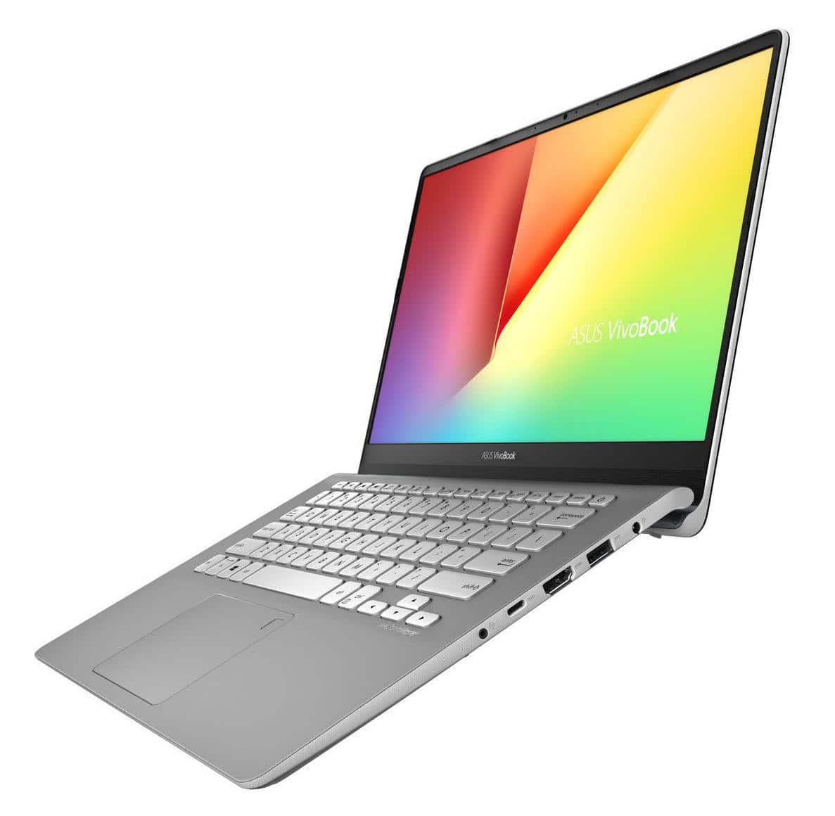 "Asus VivoBook S430UA-EB166, ultrabook 14"" Full Quad i5 SSD256 (559€)"