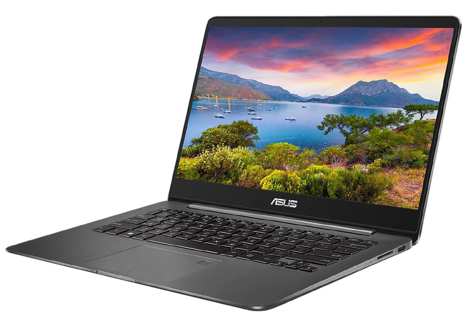 "Asus ZenBook UX430UN-GV266T, ultrabook 14"" multimédia (764€)"
