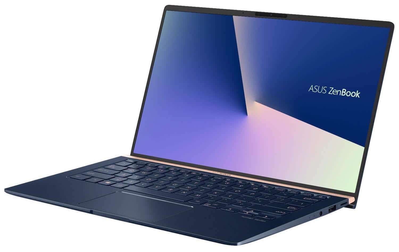 """Asus ZenBook UX433FA-A6079, ultrabook 14"""" IPS i7-8565U SSD256 (934€)"""