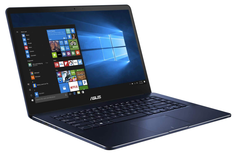 """Asus ZenBook UX550VD-E3248T, ultrabook 15"""" 4K i7 GTX 16Go (959€)"""