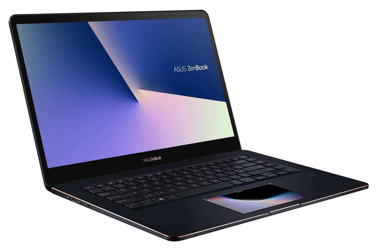 """Asus ZenBook UX580GD-BO035T, ultrabook 15"""" Tactile Hexa GTX (1274€)"""