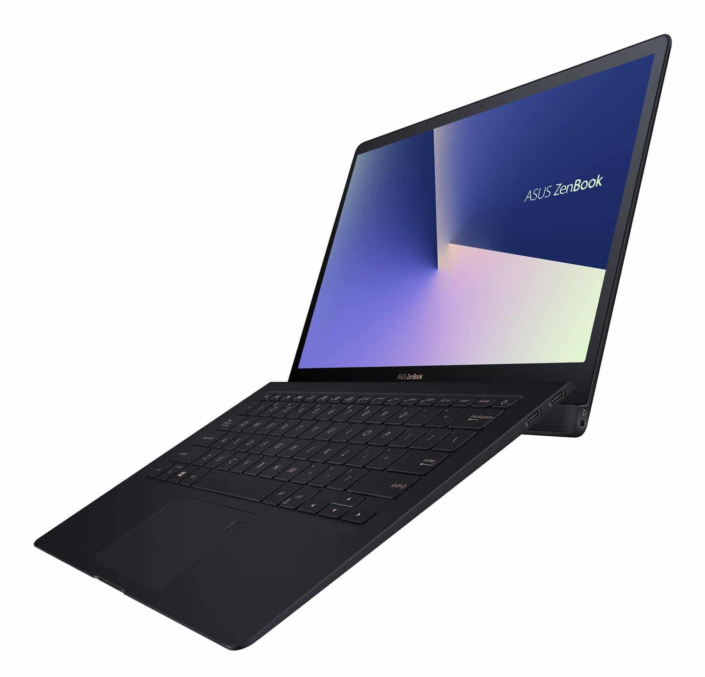 """Asus Zenbook UX391UA-ET018T, ultrabook 13"""" 1kg i7 SSD 512Go (1179€)"""