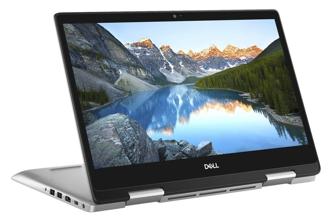 "<span class=""promo"">Promo 499€</span> Dell Inspiron 5482, Ultrabook convertible en tablette 14"" Full HD IPS"
