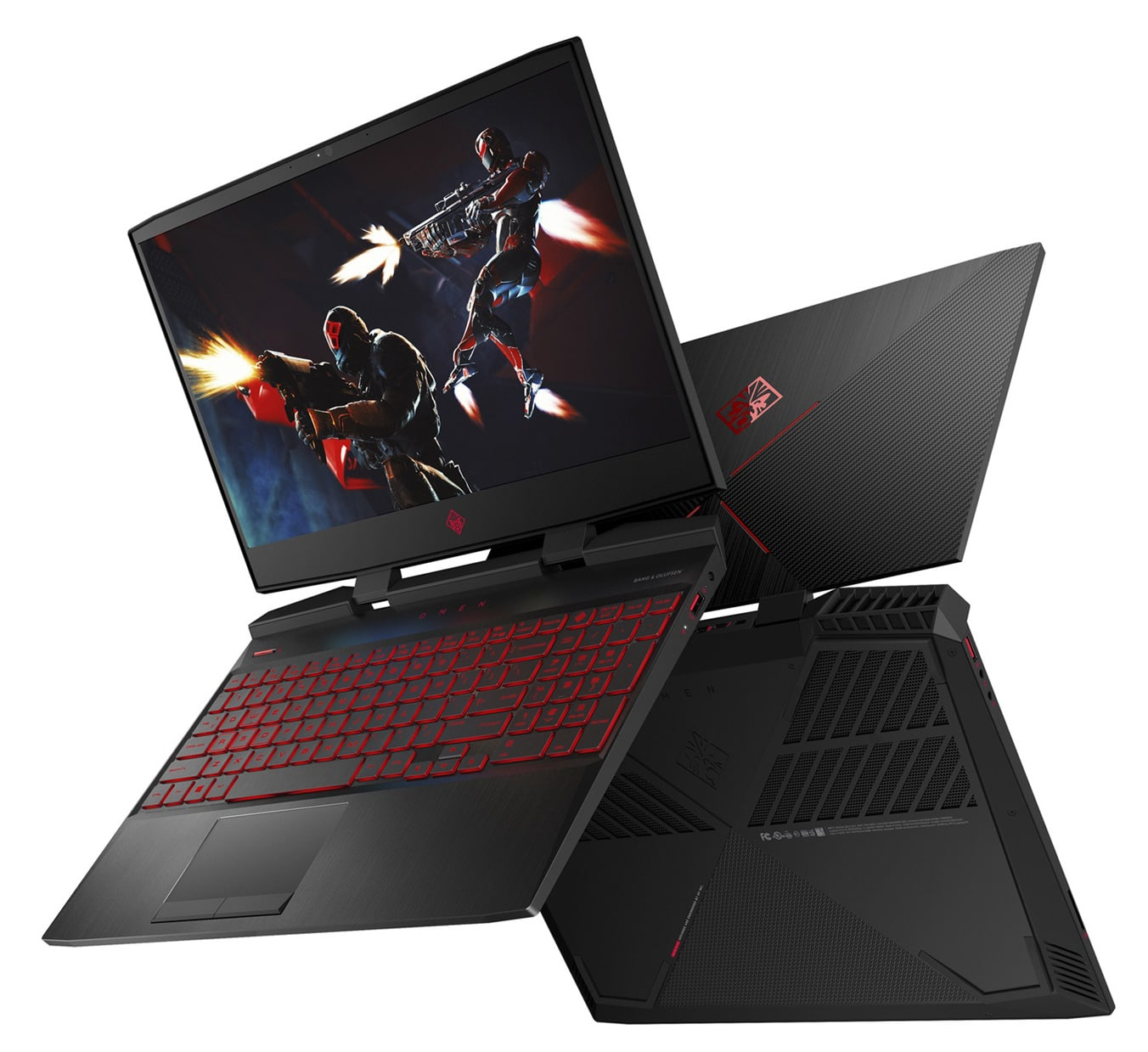 "HP Omen 15-dc0048nf, PC portable 15"" IPS Quad GTX 1050 Optane (809€)"