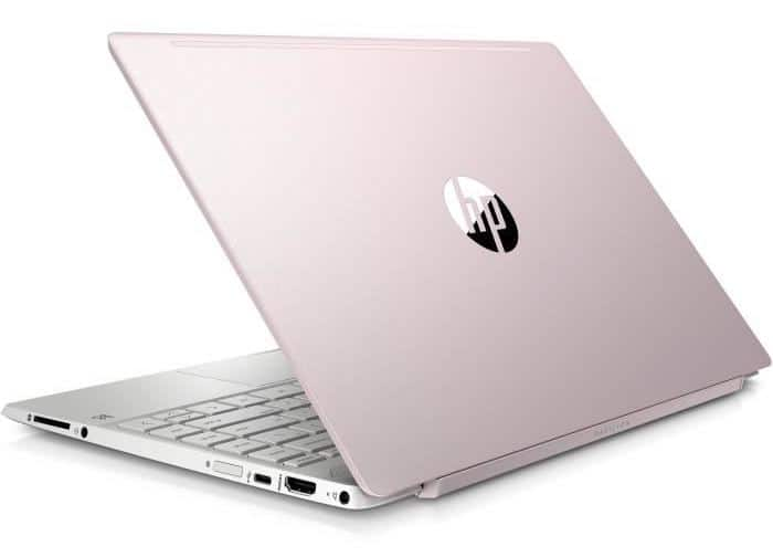 "HP Pavilion 13-an0999nf, ultrabook 13"" rose rapide (470€)"