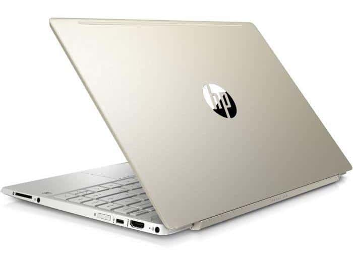 "HP Pavilion 13-an0014nf, Ultrabook 13"" Or puissant (549€)"