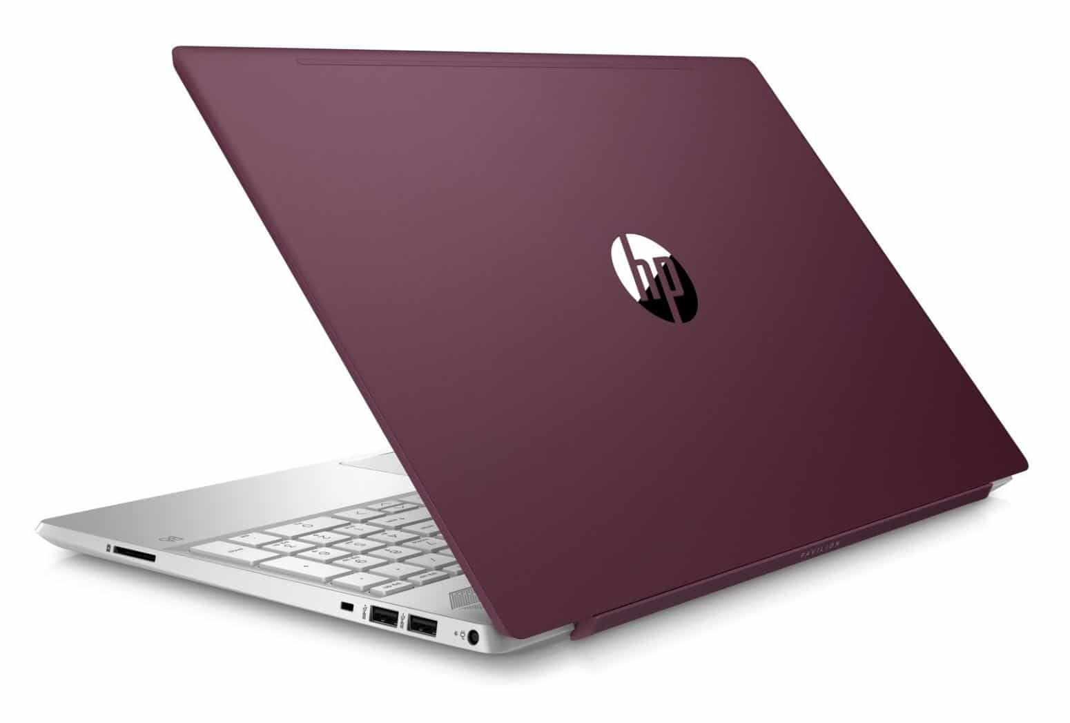 "HP Pavilion 15-cw0012nf, ultrabook 15"" Rouge Full IPS SSD256 Stoney à 597€"