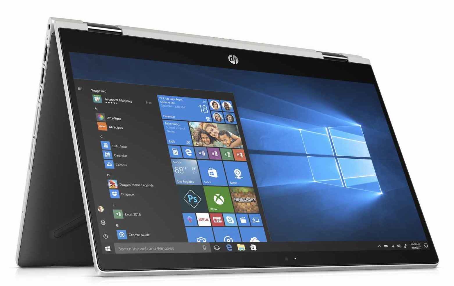 "HP Pavilion x360 14-cd0035nf, ultrabook 14"" Tablette Core i3 SSD256 à 645€"