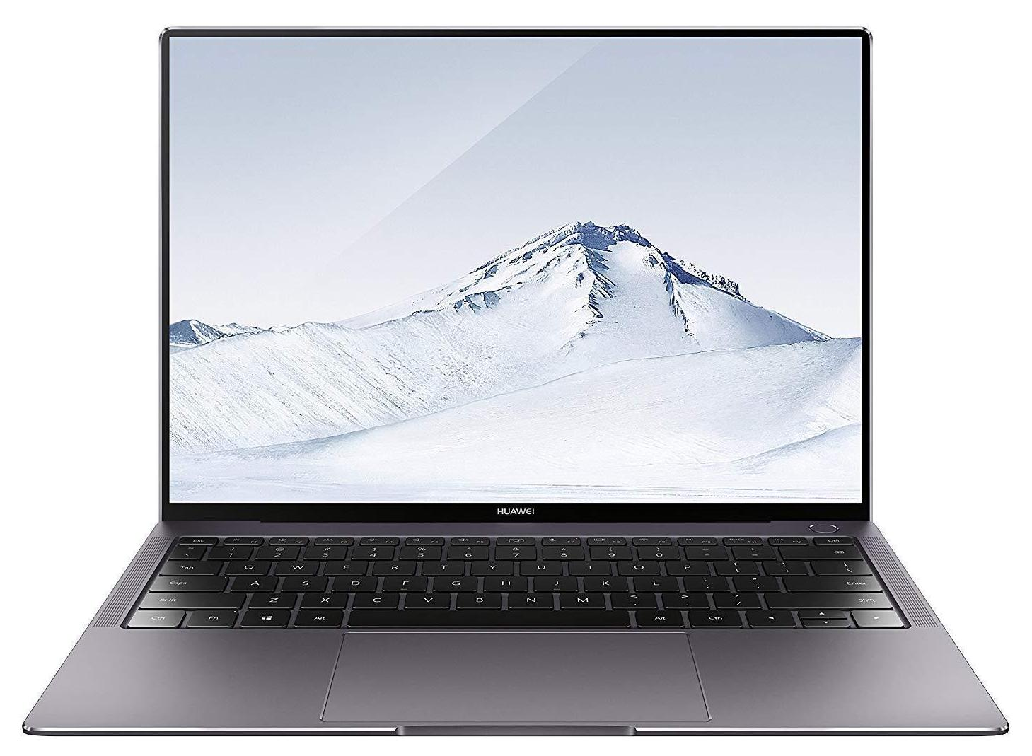 "Huawei MateBook X Pro, PC portable 14"" Windows inspiré des MacBook, design et léger ! (1099€)"