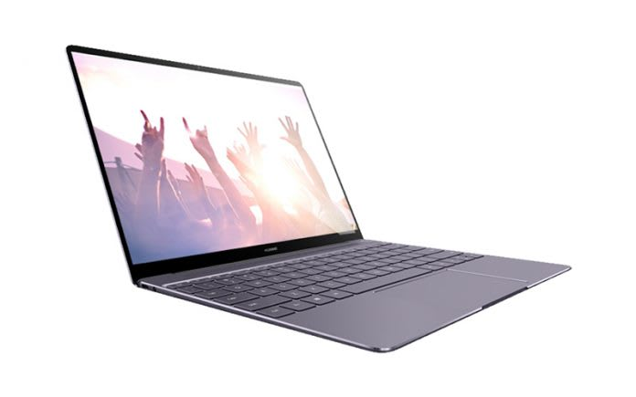 Huawei Matebook 13, Ultrabook avec Whiskey Lake concurrent du MacBook Air ?