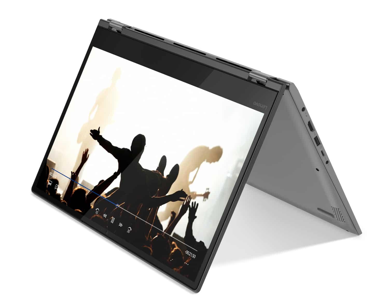 "Lenovo Yoga 530-14ARR, PC portable 14"" Full Tablette SSD 512 Quad (749€)"