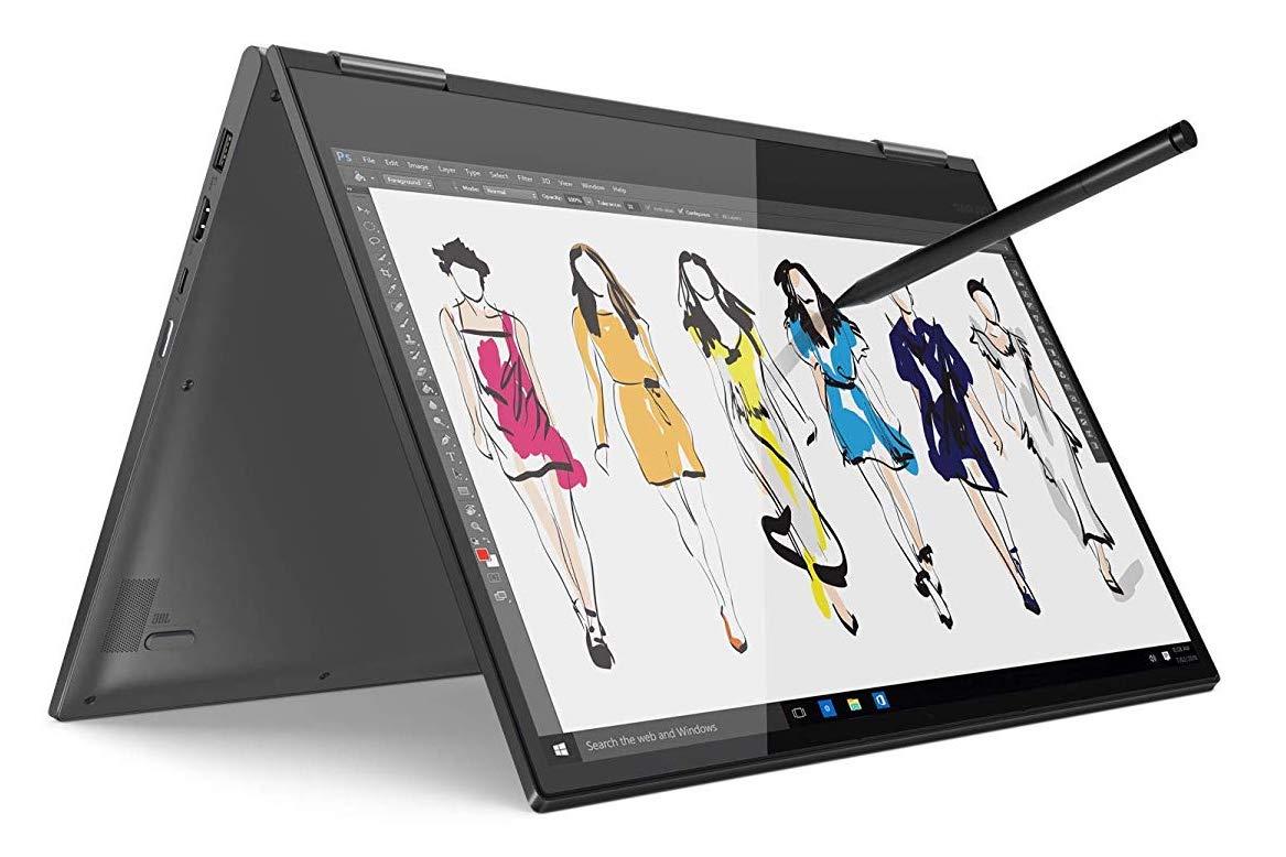 "Lenovo Yoga 730-15IKBR, ultrabook 15"" Tablette GTX 1050 i7 IPS (1199€)"