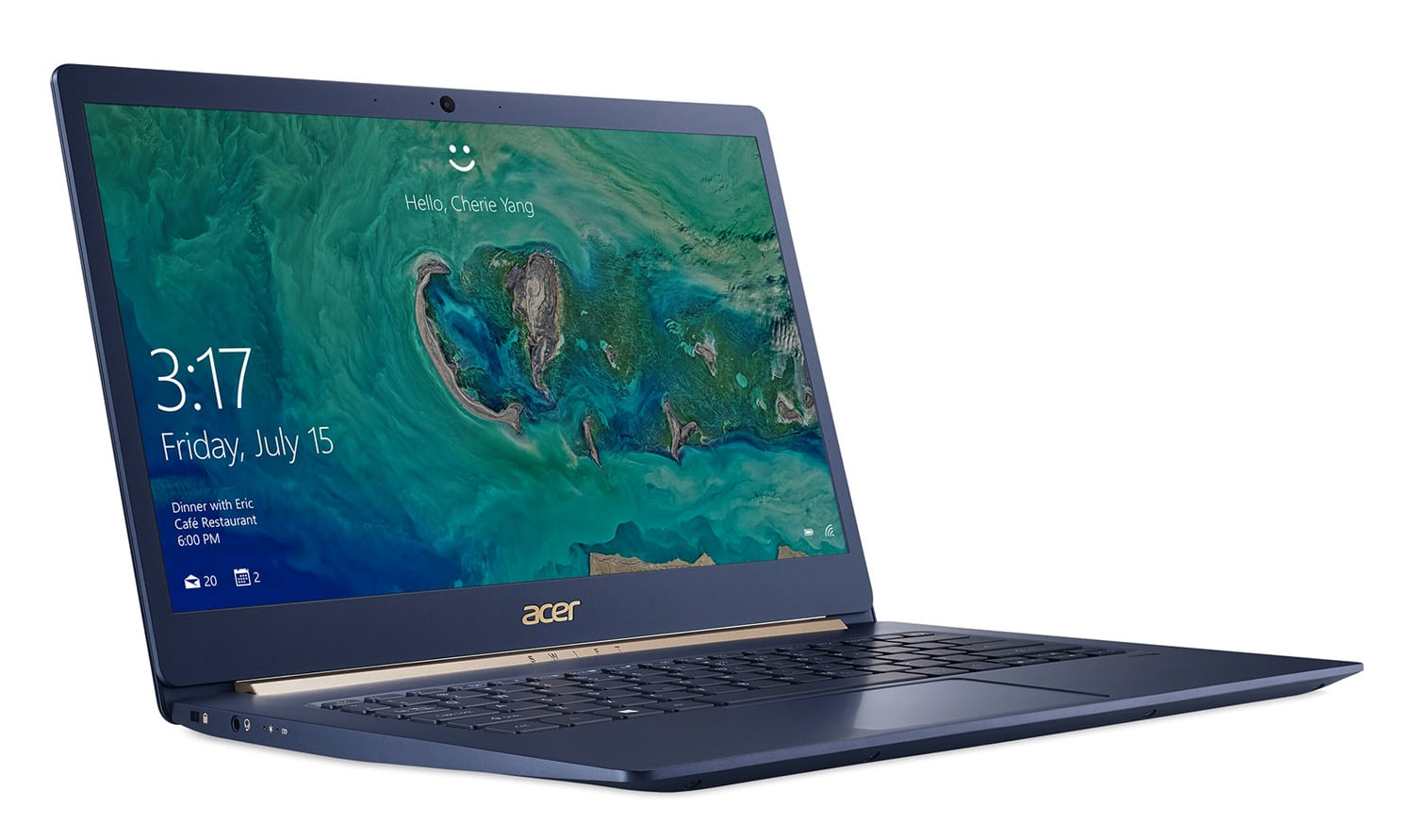 "Acer Swift SF514-52T-8240, ultrabook 14"" Tactile léger IPS (1039€)"