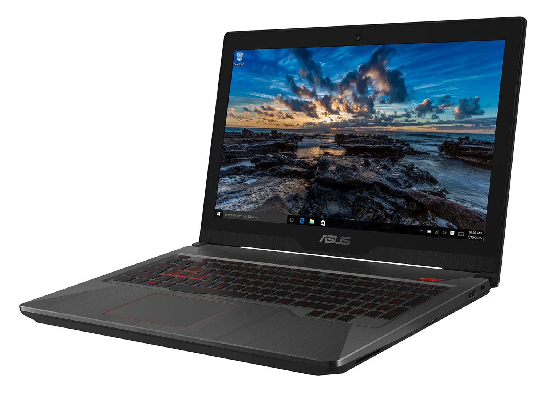 "Asus FX503VD-E4343, PC portable 15"" Full IPS Quad SSD GTX 1050 (674€)"