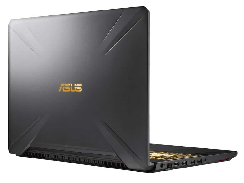 Soldes Portable gamer Asus TUF 565GE-ES179T à 839€