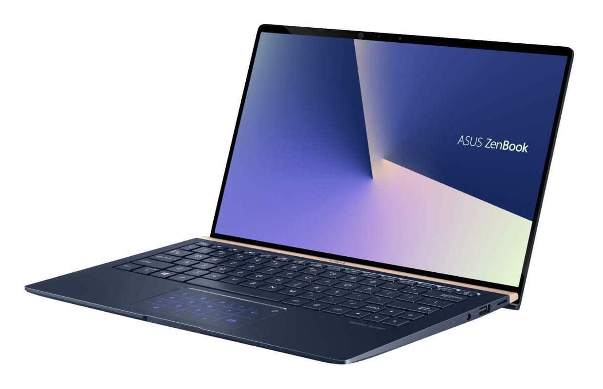 "Asus ZenBook UX333FN-A3026T, 13"" léger avec MX150 (759€)"