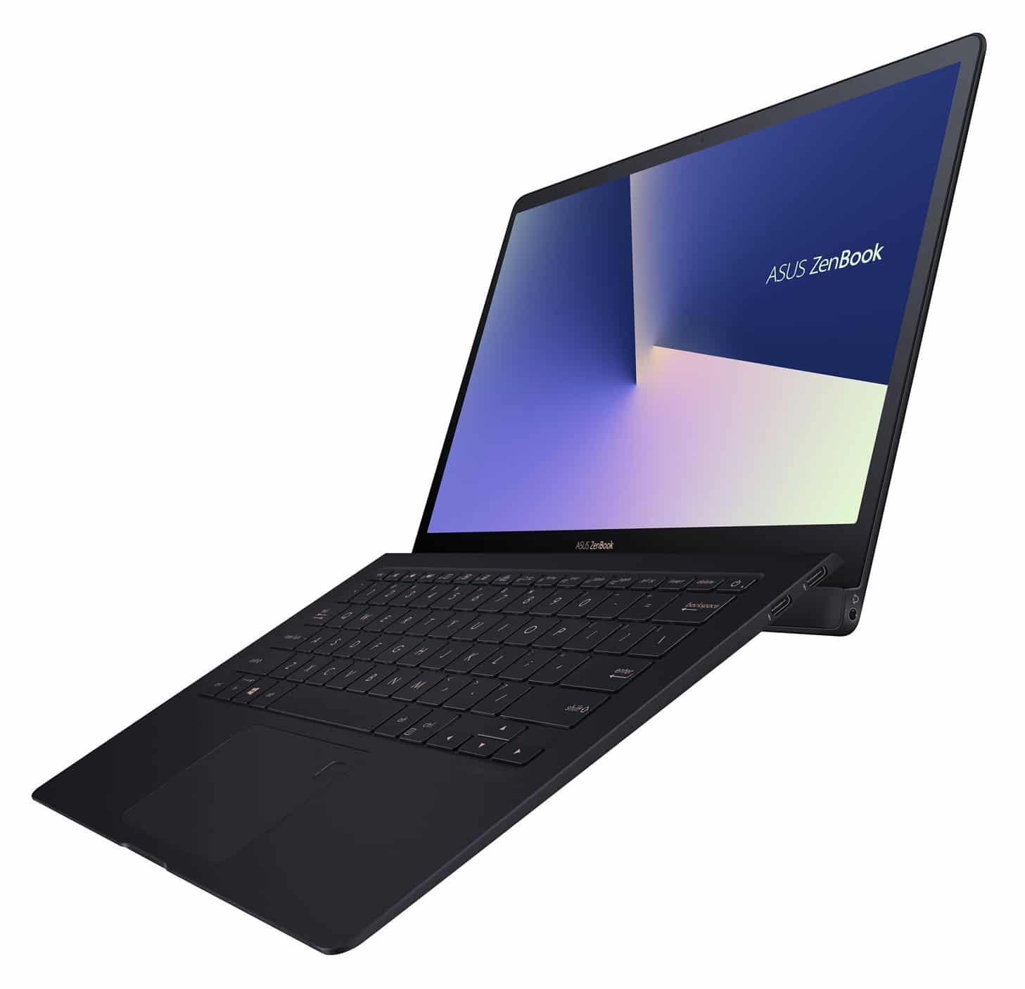 Asus Zenbook UX391UA-EG023T, ultrabook 1 kg TB3 (799€)