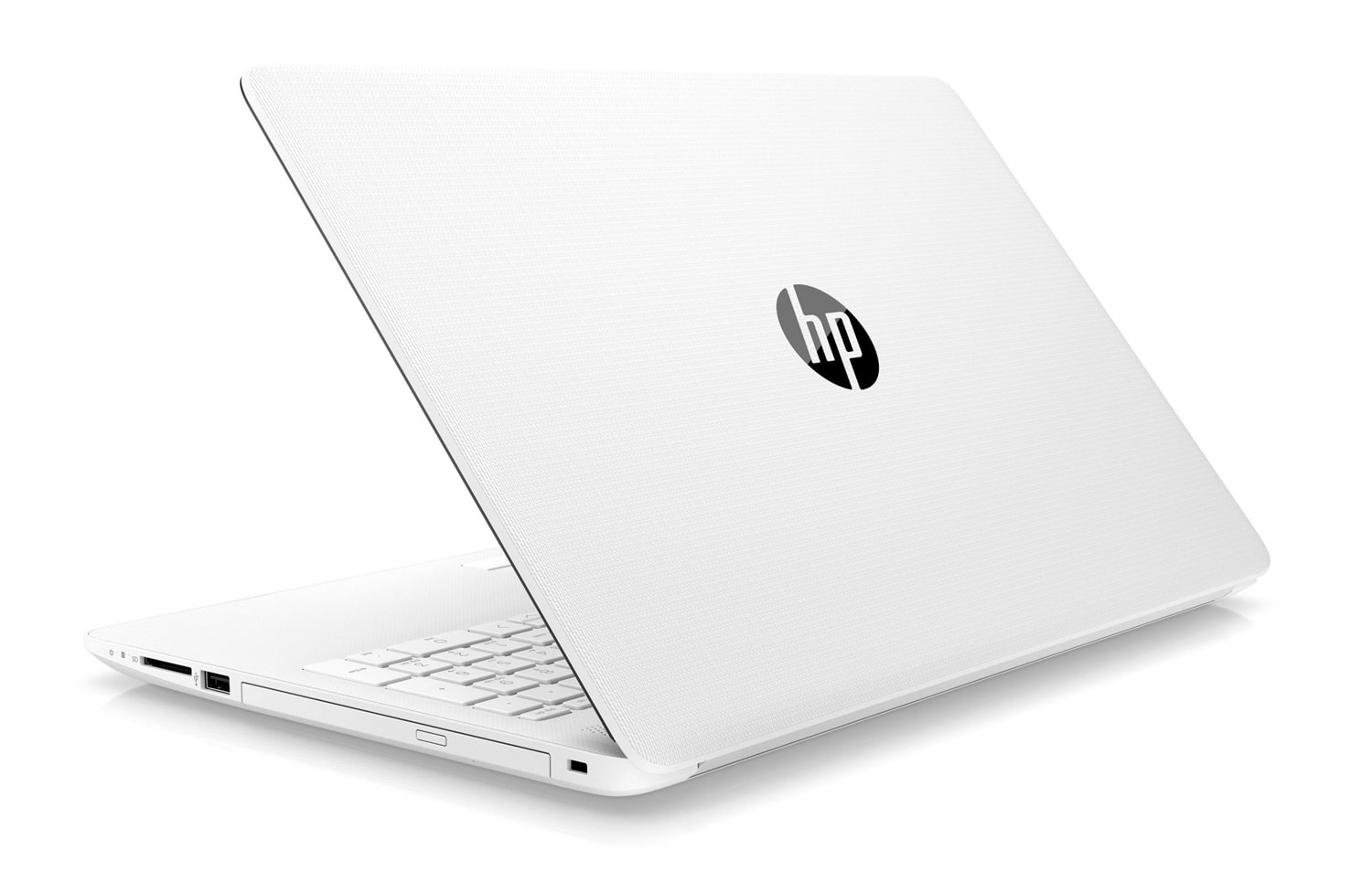 "HP 15-da0081nf, PC portable 15"" Blanc SSD+HDD 8 Go (539€)"