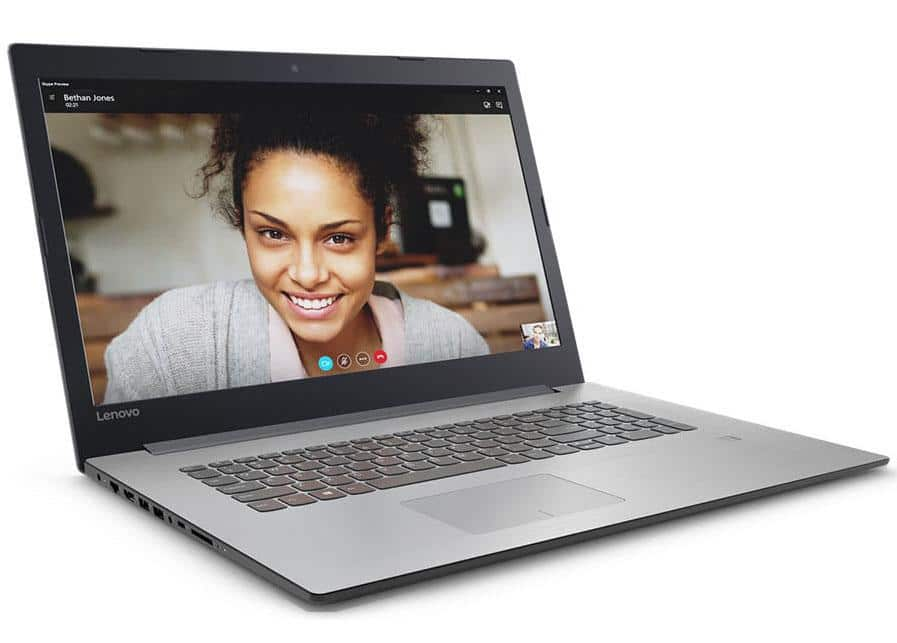 "Lenovo IdeaPad 320-17IKB, PC portable 17"" SSD/HDD 920MX i5 (520€)"