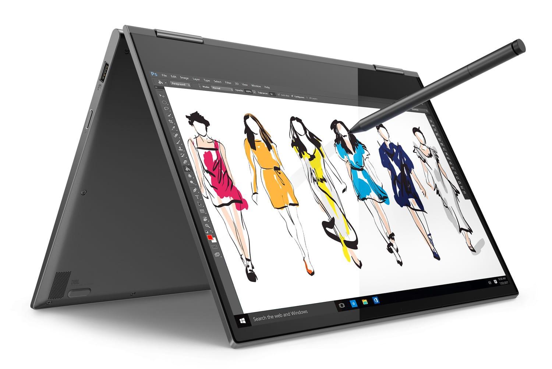 """Lenovo Yoga 730-13IWL, 13"""" Tablette bonne autonomie (1079€)"""