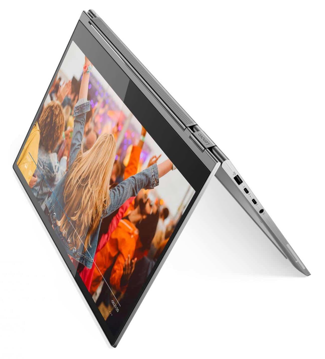 "Lenovo Yoga C930-13IKB, ultrabook 14"" Tablette i7 TB3 (1489€)"