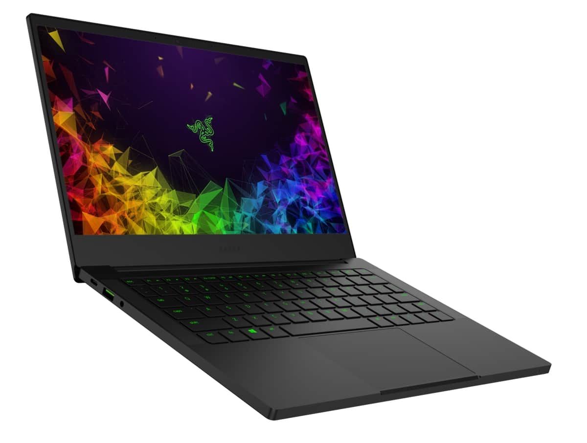 "Razer Blade Stealth, Ultrabook 13"" : nouveau design, 4K, GeForce MX150, Whiskey"
