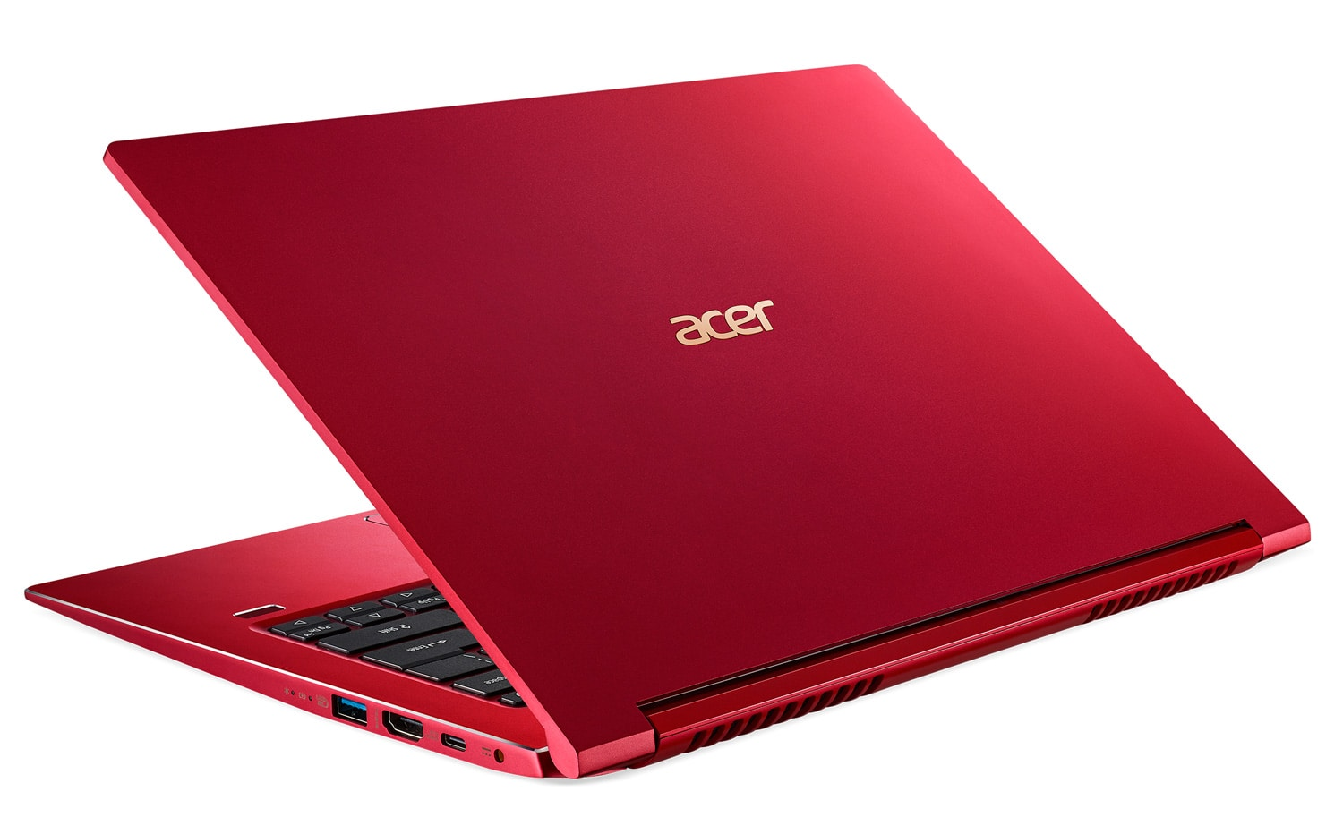 "Acer Swift SF314-55-703E, 14"" PC portable rouge et léger (1099€)"