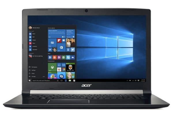 Acer Aspire 7 A717-72G-7810