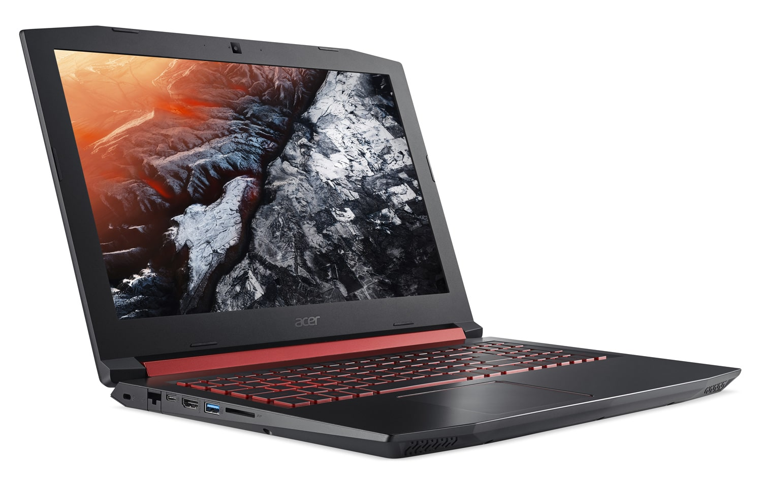 "Acer Nitro 5 AN515-52-52EX, PC portable 15"" IPS polyvalent (709€)"