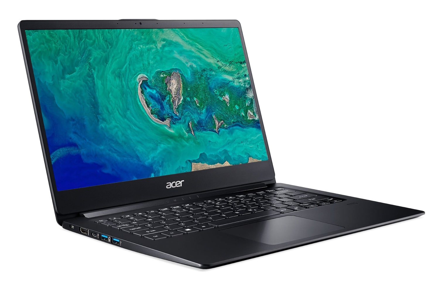 "Acer Swift 1 SF114-32-P7WH, 14"" Full HD léger rapide 11h (449€)"