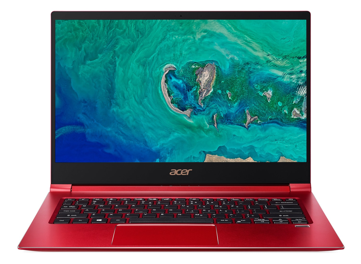 "Acer Swift SF314-55-570G, PC portable rouge 14"" fin et léger (899€)"