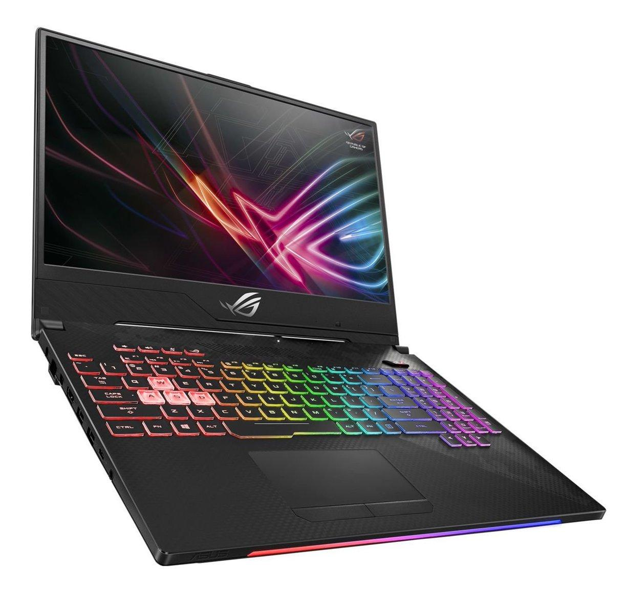 Asus ROG GL504GS-ES107T, 17'' gamer 144Hz (1349€)