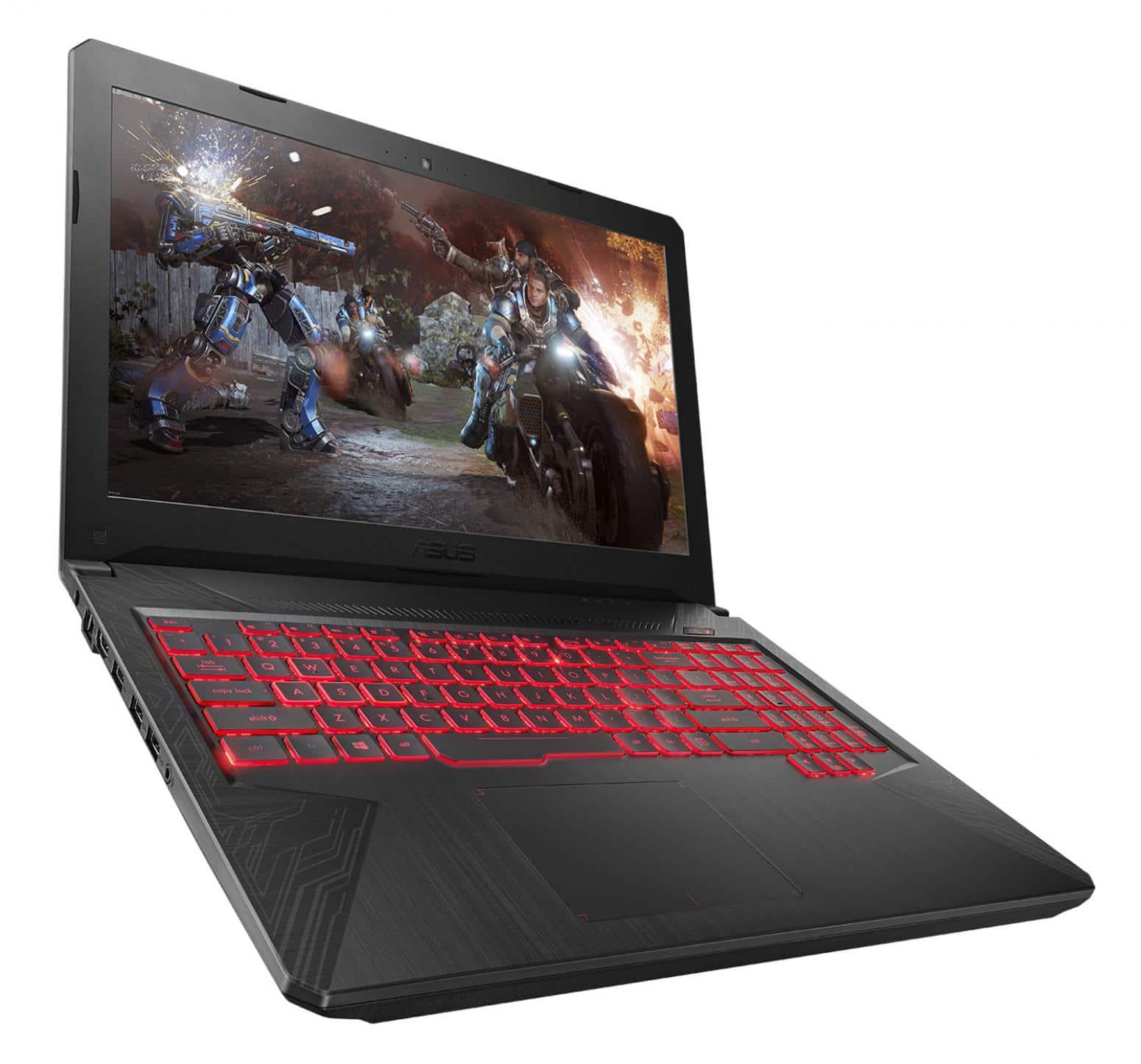 """Asus TUF 504GD-DM1149T, PC gamer pas cher 15"""" (669€)"""
