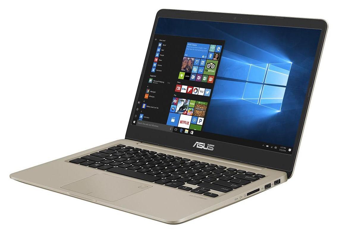 """Asus S401UA-EB1047T, PC portable doré 14"""" léger (589€)"""