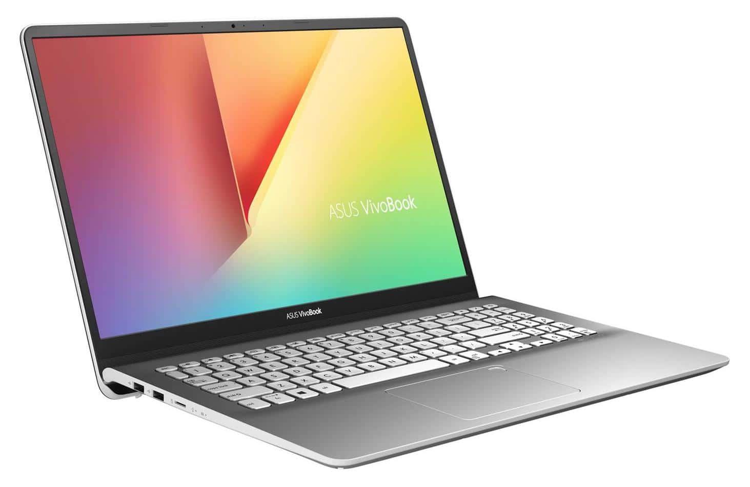 "Asus S530FA-BQ099T, ultrabook 15"" SSD 512 Go (799€)"