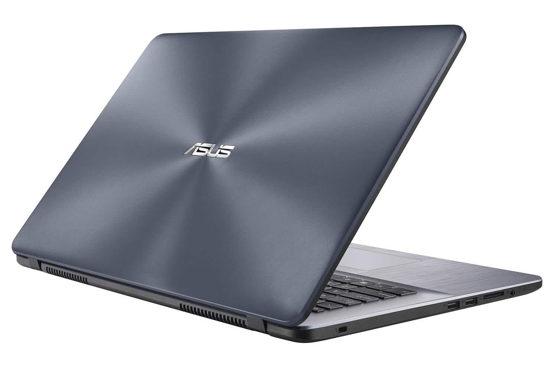 Asus VivoBook X705UA-BX144T, 17 pouces léger pas cher (399€)
