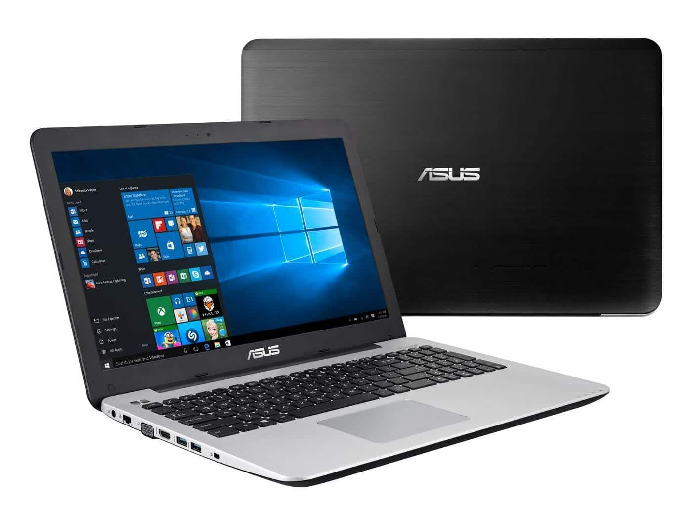 "Asus X555QA-DM155T, PC portable 15"" Full HD Quad pas cher (449€)"