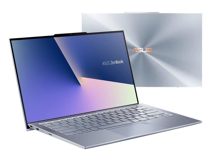 """<span class=""""tagtitre"""">CES 2019 - </span>Asus Zenbook S13, l'écran borderless nouvelle définition"""