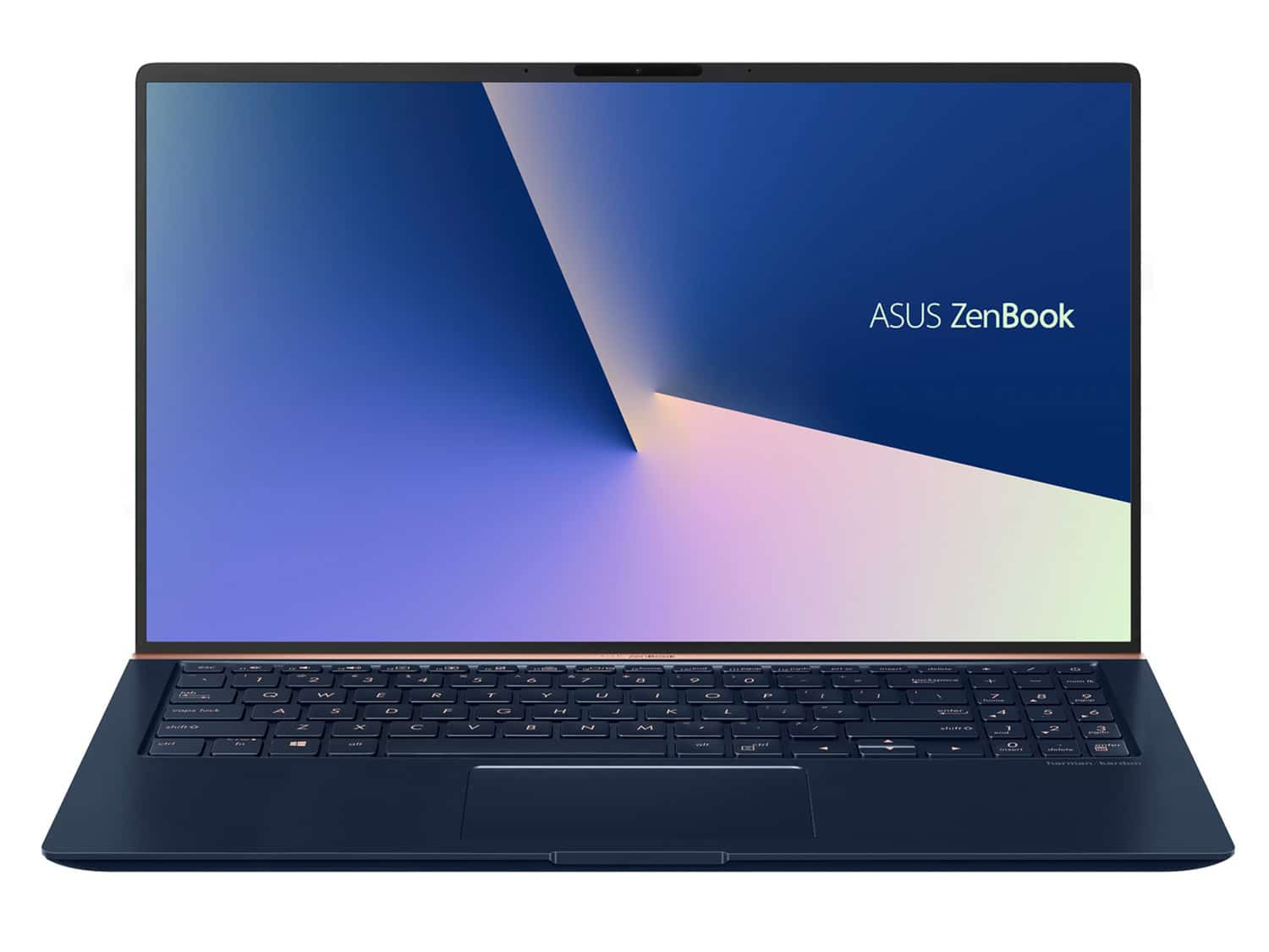 "Asus Zenbook UX533FN-A9015T, portable borderless 15"" (1099€)"