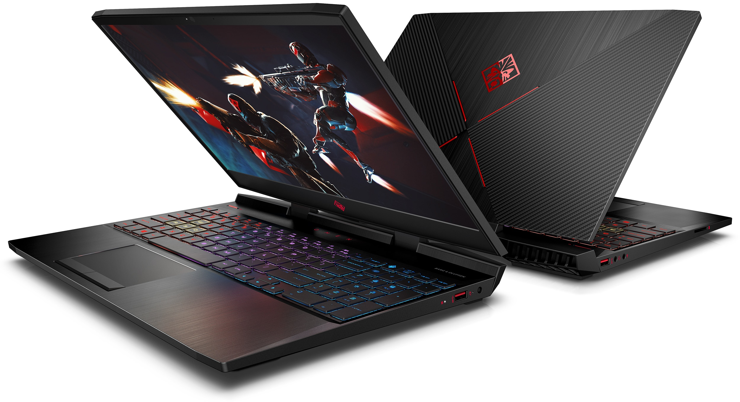 "<span class=""tagtitre"">CES 2019 - </span>HP Omen 15, portable gamer 15"" 240Hz GeForce RTX Wi-Fi ax"