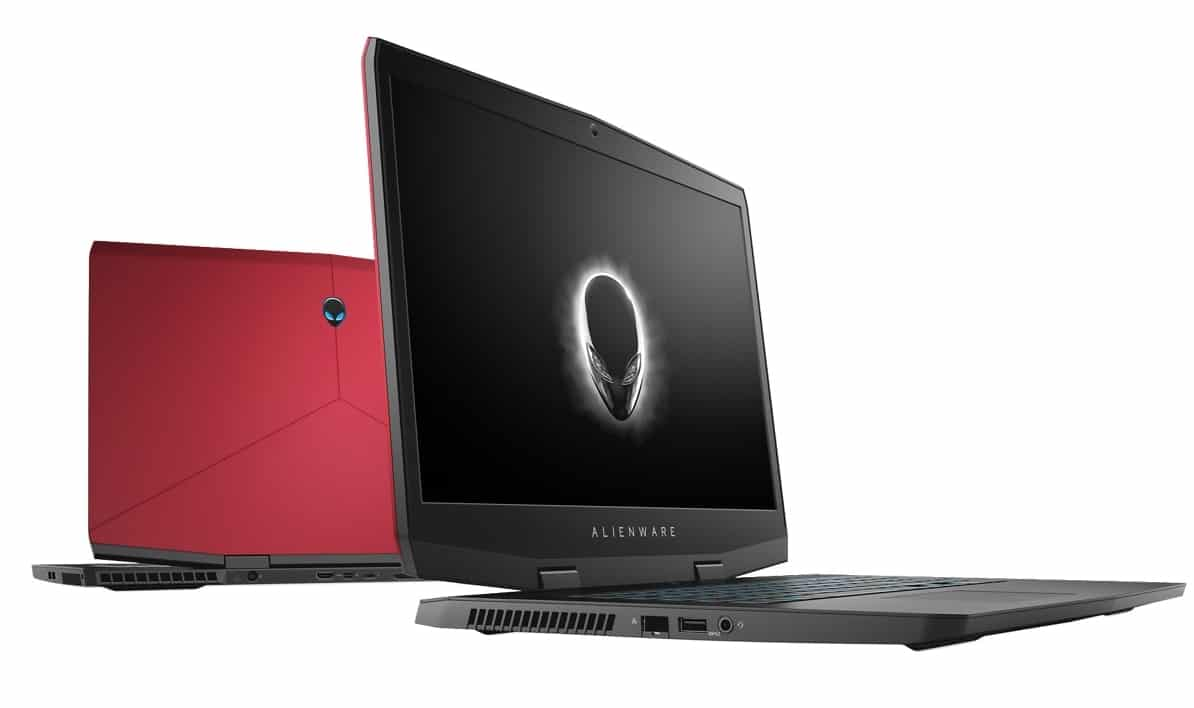 "Alienware M17, PC portable gamer 17"" 4K/Full HD RTX 2060/2070 Max-Q"