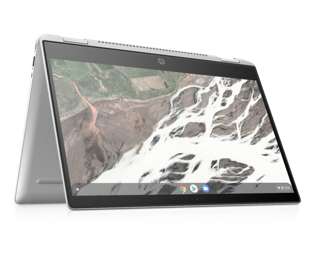 "<span class=""tagtitre"">CES 2019 - </span>Chromebook x360 14 G1, PC portable 2-en-1 IPS Quad Google"