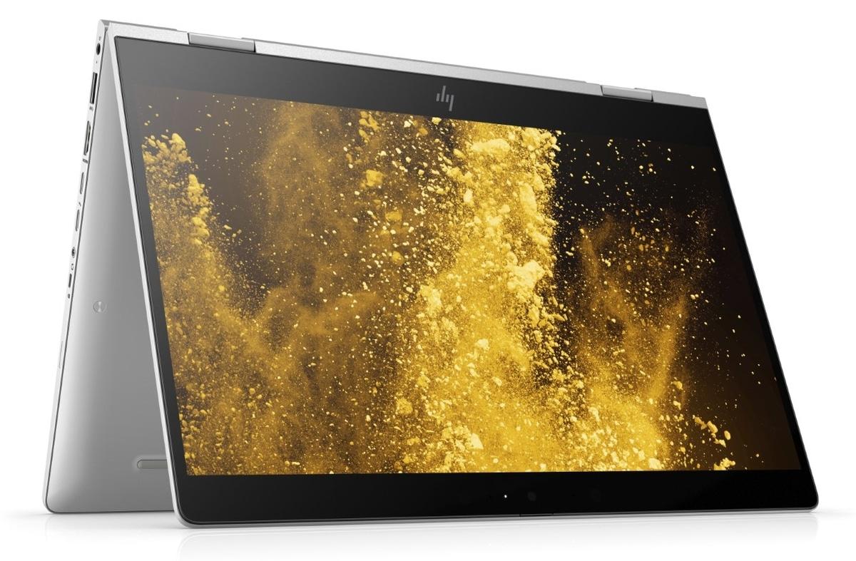 "<span class=""tagtitre"">CES 2019 - </span>HP EliteBook x360 830 G5, Ultrabook 13"" IPS lumineux 2-en-1"